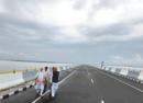 莫迪亲自为印度最长桥揭幕:到藏南时间可缩短8小时