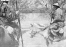 腐败击垮晚清军队:八旗精兵训练作秀其实不会骑马