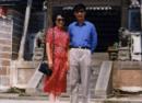 9月1日,祝习先生和彭女士结婚30周年快乐!