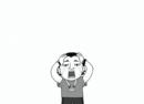 大鱼漫画:梅有结束!西望还在!阿根廷晋级16强!