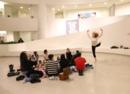 中国艺术家赵半狄在纽约举办《古根海姆美术馆的野餐》