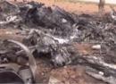 独家|谁干的?俄军卡52在叙利亚碎一地还被烧成灰
