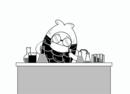 大鱼漫画:得了癌症怎么办?