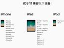 苹果发布iOS11正式版更新 iMessage也能发红包了