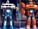 现实版变形金刚:宝马瞬间变成机器人