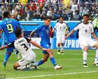 库鸟两场两球成巴西救世主 绝杀时刻主帅激动摔倒