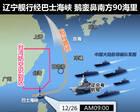 大陆两大举措回应挑衅:与圣普复交的同时 航母绕行台湾