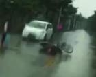 路遇老人晕倒在地,送水工实施心脏复苏术救人