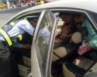 男子开车时突发心脏骤停 交警与路过医生接力救回