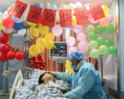 他和植物人妻子在ICU里办金婚仪式 一句话所有人泪目