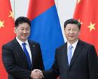 习近平会见蒙古国总理