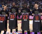 在NBA里,为何有的球星不在一个队了但仍是兄弟,可有的却像杜威