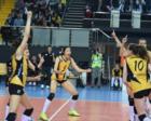 土耳其女排联赛十五轮结束后 朱婷瓦基弗银行暂列第二