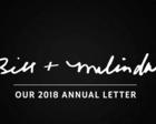 全文:比尔及梅琳达盖茨2018年度公开信
