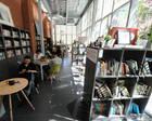 24小时城市书房 成文化大院里的精神灯塔
