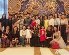 王茜婚礼现场众星云集,中国女排黄金一代两冠军领衔豪华嘉宾阵容