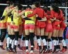 世界女排联赛南京总决赛分组出炉!中国再战巴荷,美国危险了