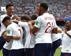 英格兰队狂胜巴拿马创历史,哈里凯恩帽子戏法超越C罗