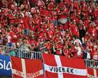 劣迹斑斑!丹麦球迷暗示横幅被罚2万美元 球员挑衅对手恐遭停赛