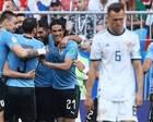 乌拉圭完胜俄罗斯后苏亚雷斯谈任意球破门:其实很难的