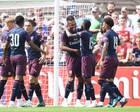 友谊赛变友尽赛,埃梅里首战,阿森纳23人出场8比0横扫对手