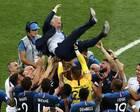德尚:世界杯胜利属于球员 欧洲杯失冠锤炼了法国队