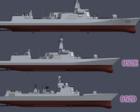 中国052E驱逐舰曝光:或将采用综合射频系统,性能再度提升