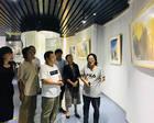铭山印水——马铭新中国画苏州邀请展在琳德美术馆举行