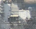辽宁舰中秋送大礼 粉刷舰岛舷号组建双航母舰队