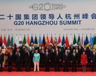 边驿卒带你看G20花絮:合影照片有什么玄机?