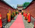 释永信现身少林寺下院 受到僧俗二众热烈欢迎