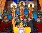 恭逢大势至菩萨圣诞 哈尔滨极乐寺传授八关斋戒