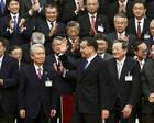李克强会见日本经济界代表访华团