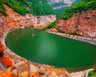 山西红崖峡谷:太岳山中的绿宝石