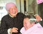 为了一句承诺 95岁老人照料瘫痪儿媳28年