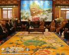 日本一大学校长访华 特意拜谒北京佛牙舍利