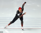 速度滑冰500米于静张虹分列第9第15 日本选手夺金