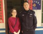 警察12年前救遭遗弃女婴 加拿大夫妇收养后致谢