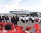 习近平抵达香港 在机场发表讲话
