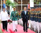 中国总理时隔10年再访菲律宾:把失去的时间找回来