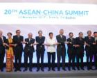 李克强出席第20次中国-东盟领导人会议