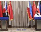 李克强与菲律宾总统杜特尔特共同会见记者