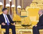 习近平同柬埔寨国王就建交60周年互致贺电