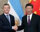 习近平会见阿根廷总统马克里