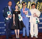 《绝地逃亡》凤凰公映礼 成龙:将中国人情风土带到全世界