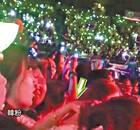 韩国人气男团开个唱 中韩歌迷扯头发互殴(图)