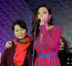 张靓颖冯轲与张母同台和解 温馨告白:最爱的是我妈妈