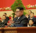 朝鲜劳动党七大通过金正恩报告:建设五大强国