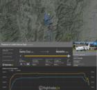 巴西载72人客机坠毁 飞行轨迹曝光