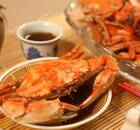 节日里的美食:重阳食花糕 持螯切嫩姜